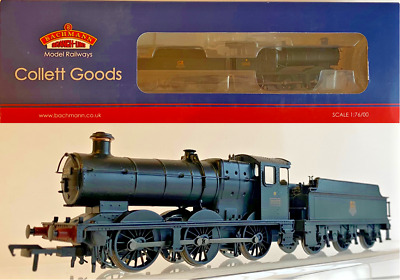 Bachmann 00 Gauge - 32-306 - Collett Goods Class 2253 Br Black Weathered Boxed • 69.99£