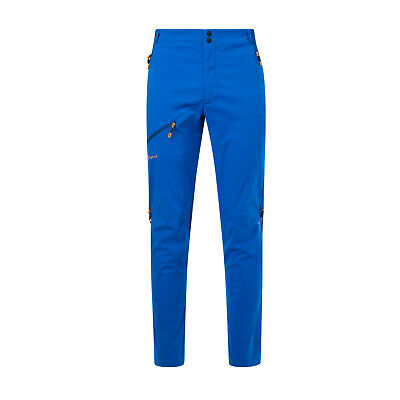 Berghaus Taboche Mens Outdoor Walking Water Resistant Trouser Pant Blue • 119.95£