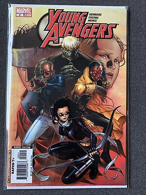 Marvel Comics Young Avengers #9 Good Condition  • 8.99£