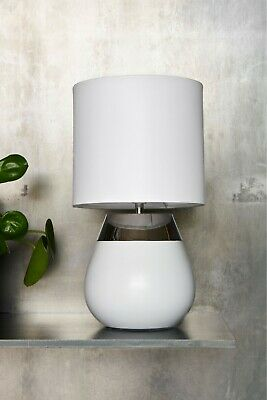 Next Kit One Stage White Touch Table Lamp   • 20£