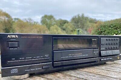 Aiwa XC-700 1 Bit DAC CD Player In Superb Working Order • 45£