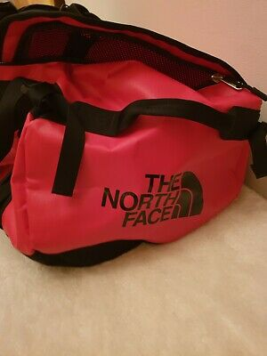 THE NORTH FACE - Base Camp Duffel Waterproof Travel Bag Size L Used • 99.99£