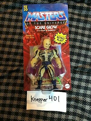 $44.95 • Buy Masters Of The Universe Origins Scare Glow 2020 MOTU NEW *SHIPS FREE TODAY*