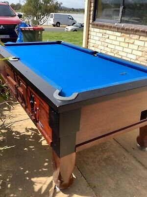 AU1900 • Buy Pub Pool Table 7ft X 3 1/2, Slate Top