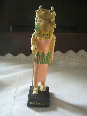 £3.99 • Buy Collectable 11.5 Cm Ancient Eygptian 'Shesmetet' God Figure