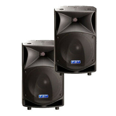 PAIR USED - FBT ProMaxx 14a Active Powered Speakers With Padded Covers # 33275  • 1,250£