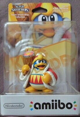 AU40 • Buy Nintendo Amiibo No. 28 - King Dedede - Super Smash Bros. Collection - Kirby