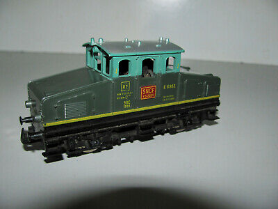 AU275 • Buy Rare Vintage Steeple Cab  SNCF Y345005   00 Scale Track Run & Working As Show