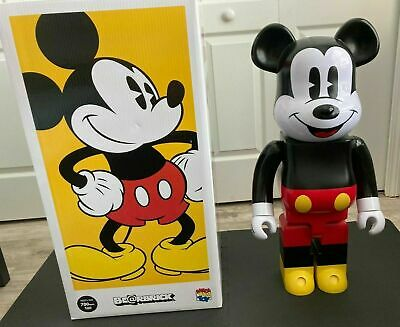 $1199.99 • Buy 2018 Mickey Mouse Disney Bearbrick Be@rbrick 1000 Medicom 1000%