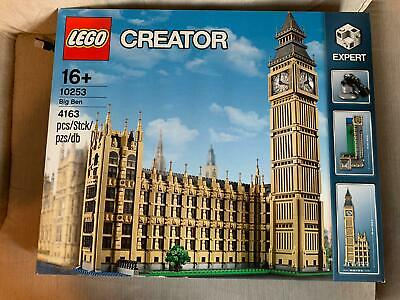 Lego Creator 10253 Big Ben - 100% Complete With Box And Instructions • 249.99£