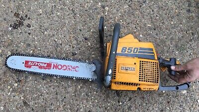 Chainsaw Partner 650 17  Used • 75£