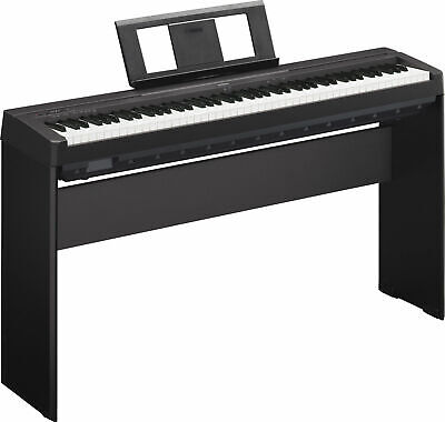 Yamaha P-45 Digital Piano With L-85 Fitted Stand • 558£