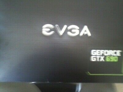 $ CDN102.50 • Buy  EVGA GeForce GTX 690 In Factory Packaging, All Cables Included