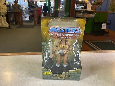 $50 • Buy 2011 Masters Of The Universe Classics BATTLEGROUND TEELA Figure NIP