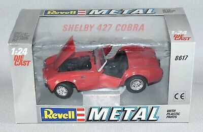 Revell Metal 8617 Shelby 427 Cobra 1:24 • 34.90£
