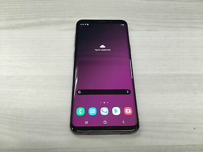 $ CDN316.65 • Buy Samsung Galaxy S9 Plus - Purple 64GB - FULLY UNLOCKED - Minor Screen Burned
