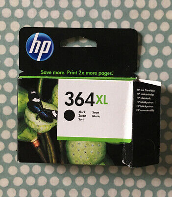 HP 364XL High Yield Ink Cartridge - Black (CN684EE) • 7£