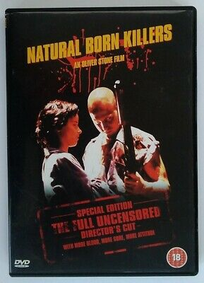 £2.49 • Buy Natural Born Killers DVD (Special Edition: The Full Uncensored Director's Cut)