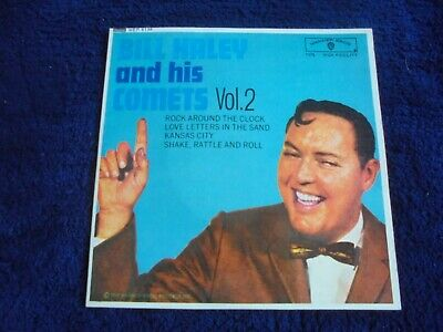Bill Haley And His Comets - Bill Haley Vol.2 1964 UK EP WARNER BROS • 3.99£