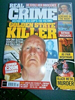£4.20 • Buy Real Crime Magazine Issue 42 (new) 2019