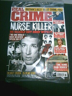 Real Crime Magazine Issue 36 (new) 2018 • 4.20£