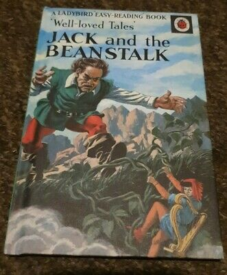 Ladybird Book Jack And The Beanstalk Reprint Series 606D Great Condition As New • 3.99£