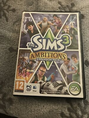 The Sims 3: Ambitions (PC: Mac, 2010) • 2.99£