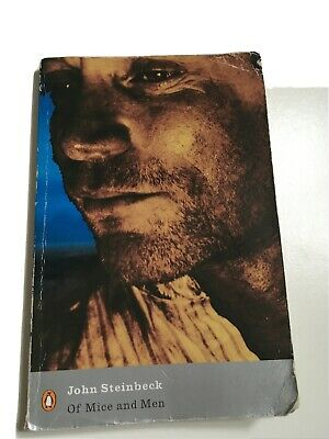 Of Mice And Men By John Steinbeck • 0.99£