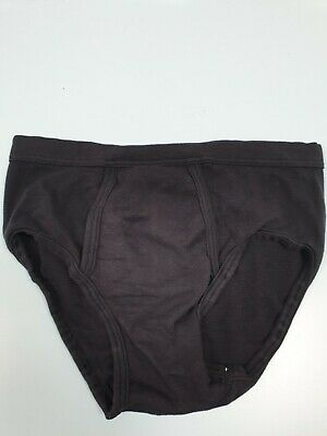 Genuine Dutch Army Surplus Underwear Briefs Navy Blue Y Fronts Pants Soldier • 7.99£