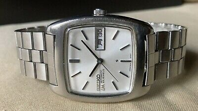 $ CDN61.26 • Buy Vintage SEIKO Automatic Watch/ LORD MATIC LM 5606-5040 23J SS 1971 Original Band