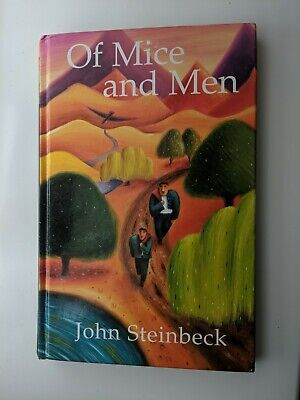 Of Mice And Men (with Gcse Notes) By Jim Taylor, John Steinbeck (Hardback, 2000) • 0.50£