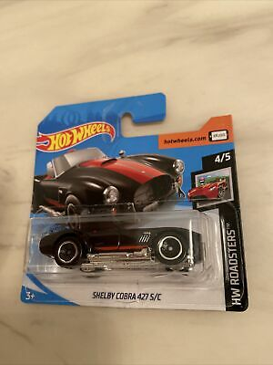 Hot Wheels Shelby Cobra • 1.50£