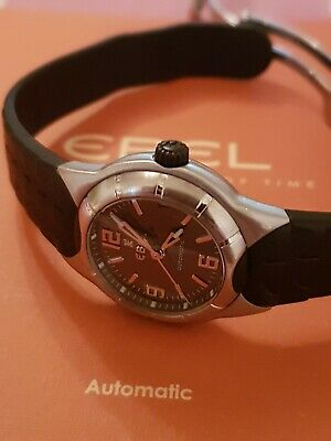 Luxury Swiss Watch Ebel Automatic Fantastic High End Precision Retail £1750  • 428£