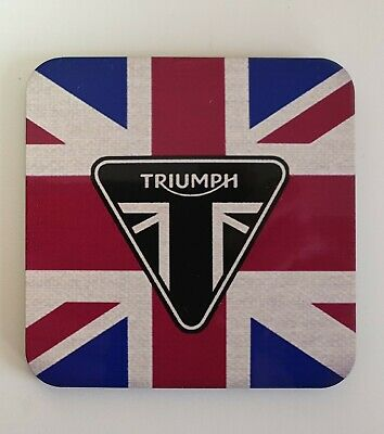 Triumph Coaster Custom Design • 3£