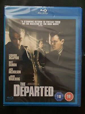 The Departed BluRay Sealed • 1.49£