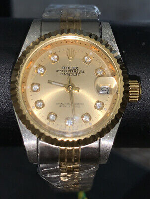 $ CDN3789.28 • Buy Rolex Oyster Perpetual Datejust Ladies Yellow Gold