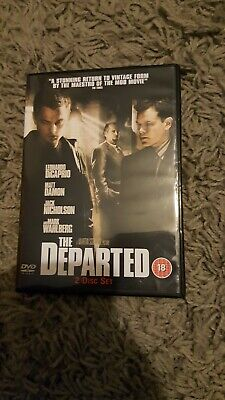 The Departed (DVD, 2007) • 0.50£