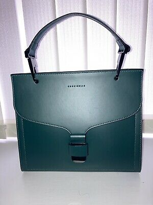 Coccinelle Green Handbag/shoulder Bag,New, RRP £600 • 199.99£