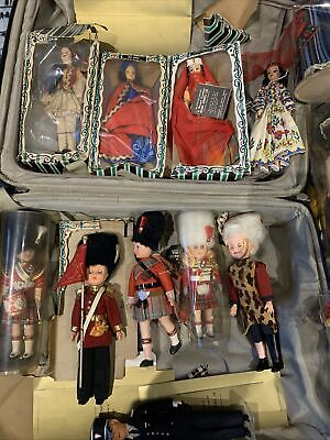Rexard Dolls Amongst Other Antique Collectors Dolls , Job Lot Of 27 Dolls • 21.89£