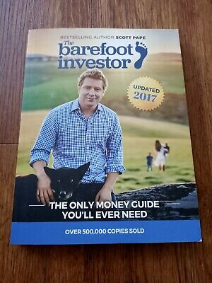 AU18 • Buy The Barefoot Investor - Scott Pape (Updated 2017)