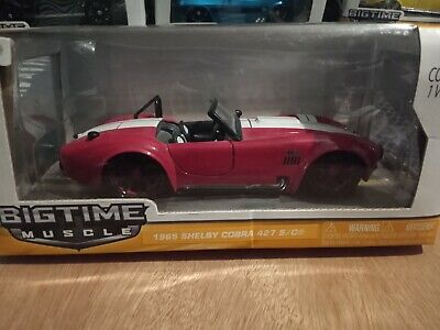 Jada 1/24 1965 Shelby Cobra 427 • 13£