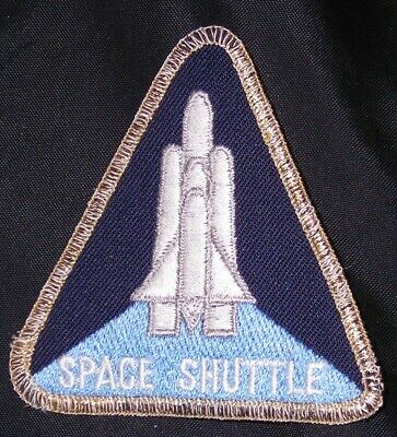 Space Shuttle Patch • 6£