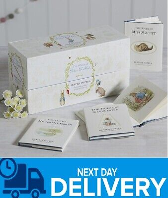 £39.99 • Buy The World Of Peter Rabbit Complete Collection 23 Books Box Set- 24H Delivery