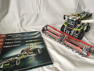 Lego Technic 8274 Combine Harvester And Drag Racer  • 90£
