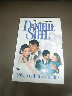 NEW Danielle Steel, DVDs, 12 Disc Collector's Edition + 2 • 6.50£