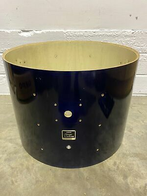 """Yamaha Stage Custom Bass Drum Shell 22""""x16"""" Bare Wood Project / Upcycle • 27.99£"""