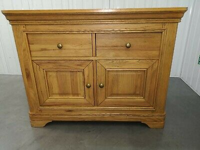 Solid Oak Small Sideboard From John Lewis  • 240£