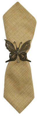 Butterfly Napkin Rings - Set Of 4 • 19.88£