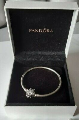 Pandora Firework Braclet And Charms 18cm • 110£
