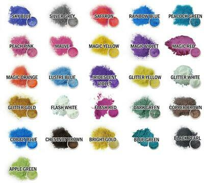 £2.79 • Buy Mica Powder For Cosmetics / Candles Etc - Various Colours - 10g Packs